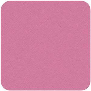 """Felt Square in Flamingo 22.8x22.8cm (9x9"""")"""