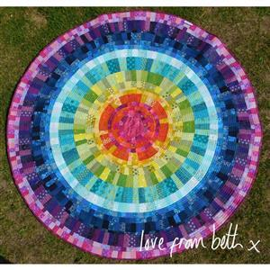 Love from Beth Cassini Quilt Sewing Pattern