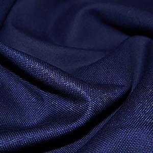 Navy Cotton Canvas Fabric 0.5m