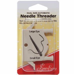 Sew Easy Dual Size Auto Needle Threader
