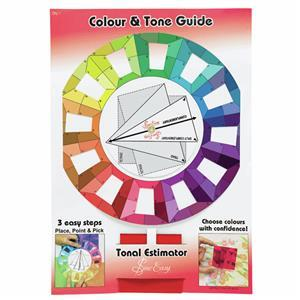 Early Bird Special - Sew Easy Colour Wheel with Tonal Estimator. Save £2