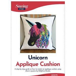 Delphine Brooks Unicorn Instructions
