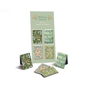 William Morris Page Marker Sets (4pc)