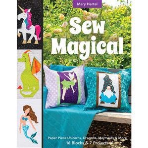 Sew Magical Book by Mary Hertel