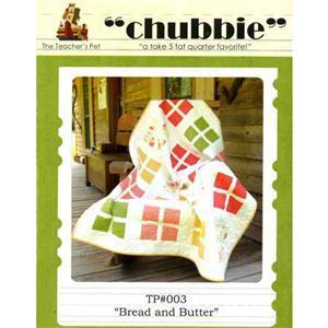 Take 5 - Chubbie Bread & Butter Quilt Pattern