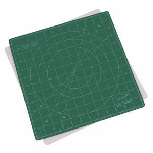 Cutting Mat: Rotating:  30.48 x 30.48 cm 12 x 12inch