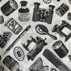 Heritage Passion Cotton Poplin Fabric 0.5m