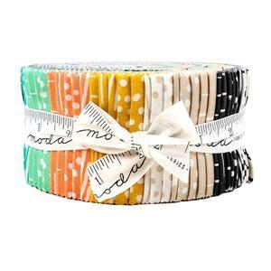 Moda Zoology  Jelly Roll Pack
