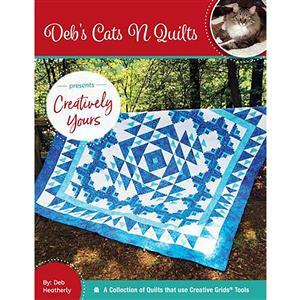 Creatively Yours Book by Deb Heatherly