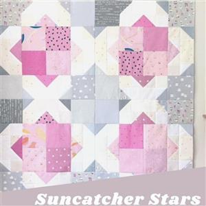 Lou Orth's Suncatcher Star Quilt Pattern
