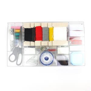 Starter Sewing Kit: 167 Pieces