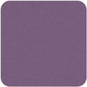"""Felt Square in Lavender 22.8x22.8cm (9x9"""")"""