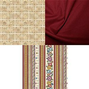 Michael Miller Pods Fabric Bundle (1.5m)