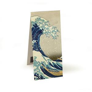 The Great Wave off Kanagawa Magnetic Bookmark
