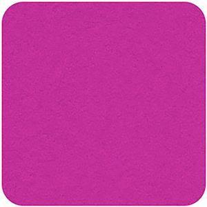 """Felt Square in Fuchsia 22.8x22.8cm (9x9"""")"""