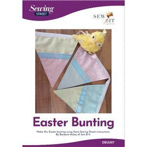 Barbara Mclay Bunting Instructions