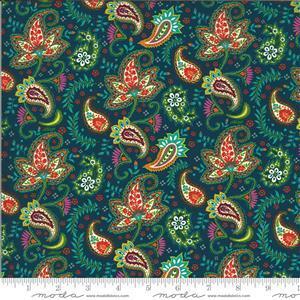 Moda Kasada Ikat Multi Fabric 0.5m