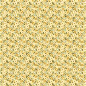 Wish For Rain Floral Fabric  0.5m