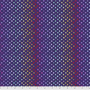 Tula Pink Curiouser And Curiouser in Suited and Booted Daydream Fabric 0.5m