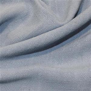 Blue Linen-Look Fabric 0.5m