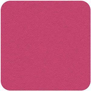 "Felt Square in Heather 22.8x22.8cm (9x9"")"