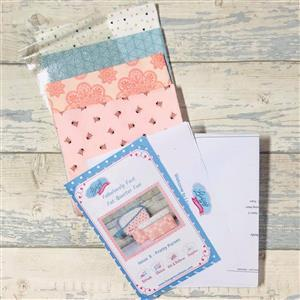 Living In Loveliness Fabulously Fast Fat Quarter Fun Issue 8 Riley Blake Option 1