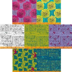 Norma Rose Fabric Bundle (3.5m)