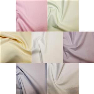 Vickis Baby Shower Pastel Fabric Bundle (3.5m)
