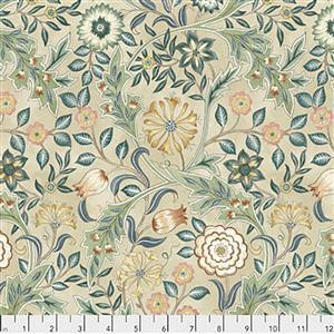 William Morris Orkney Wilhemina Linen Fabric 0.5m