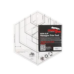 Creative Grids® Hexagonal Trim Tool