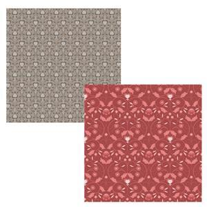 Hearts Storage Box & Tray Fabric Bundle (1m)