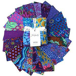 Kaffe Fassett Peacock FQ Pack (20pc)