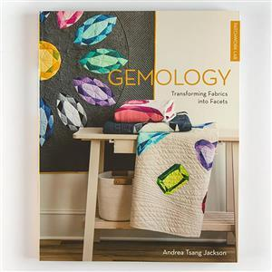 Patchwork Lab: Gemology Book by Andrea Tsang Jackson