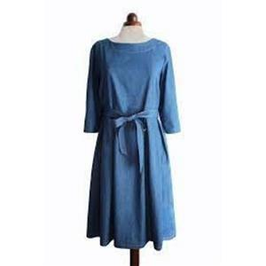 Sewgirl Cecily Dress Sewing Pattern - Sizes 8-20