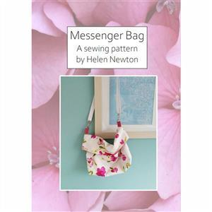 Helen Newton's Messenger Tote Bag Instructions