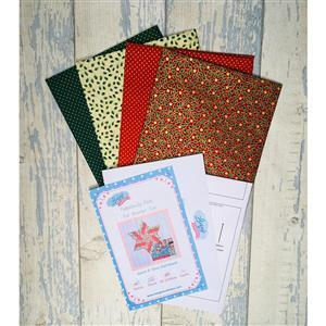 Living in Loveliness Fabulously Fast Fat Quarter Fun Issue 5 Option 2