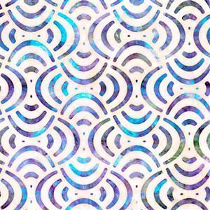 Dan Morris Adagio Cream Set Geo Fabric 0.5m