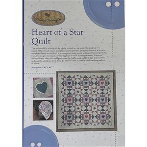 Victoria Carrington's Heart Quilt Instructions
