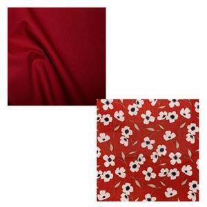 Laura Ashley Floral Boxgrove Skirt Fabric Bundle (2m)