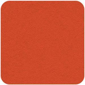 "Felt Square in Pumpkin 22.8x22.8cm (9x9"")"