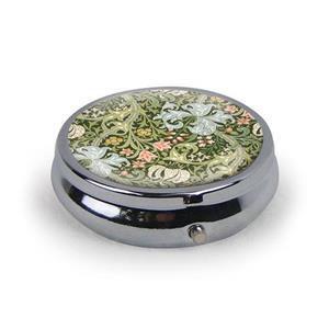 William Morris Golden Lily Pill Box