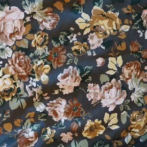Rose Pavillion Sew Different Tie Belt Dress Fabric Bundle (3m)