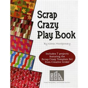 Scrap Crazy Play Book by Karen Montgomery