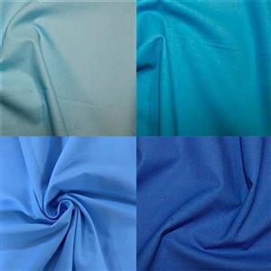 Tropical Sea Fabric Bundle (2m)