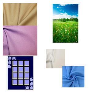 Spring Field Attic Window: Instructions, Panel, LQ (2pcs) & Fabric (2.5m)