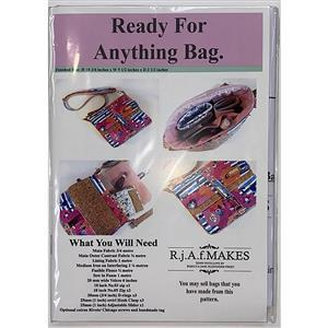Becky Alexander-Frost Ready for Anything Bag Instructions