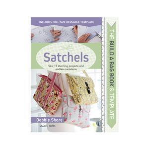 Debbie Shore's Build a Bag Book & Template - Satchels