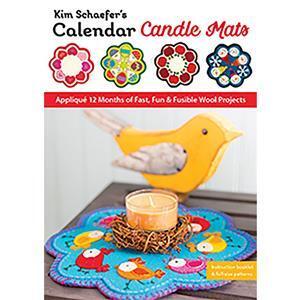 Kim Schaefer's Calendar Candle Mats Book