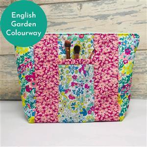 Living in Loveliness Yasmeen Cosmetic Bag - English Garden
