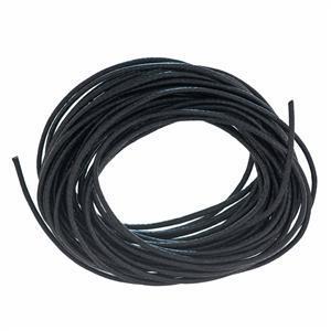Thonging Black 3.5m x 1mm
